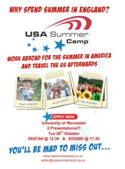 USA Summer Camp