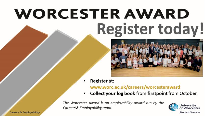03-09-18 - 26-10-18 Worc Award #1