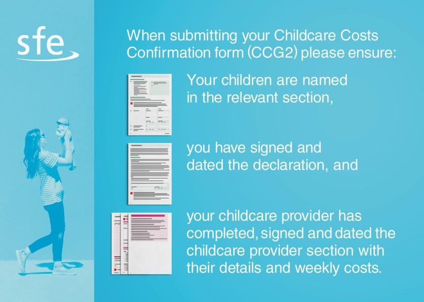 childcare grant