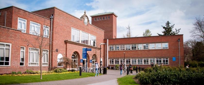 Edward Elgar, St John's Campus