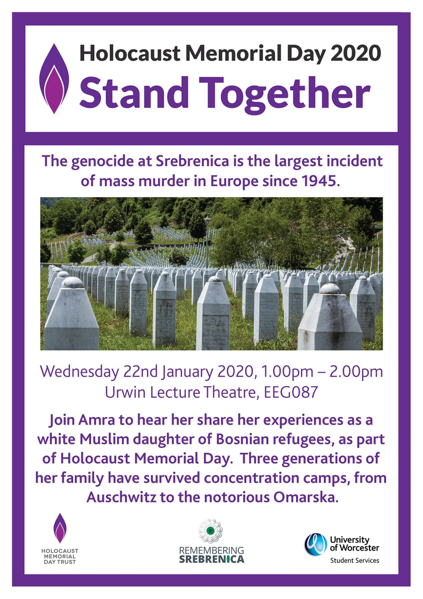 Stand Together poster