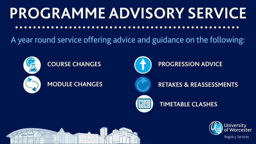 Programme Advisers general information